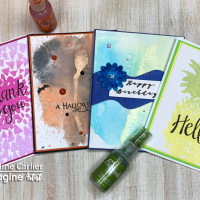 Beginners Guide: Using Color Sprays for Cardmaking