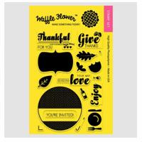 Beginner Guide: Make a Thanksgiving Card