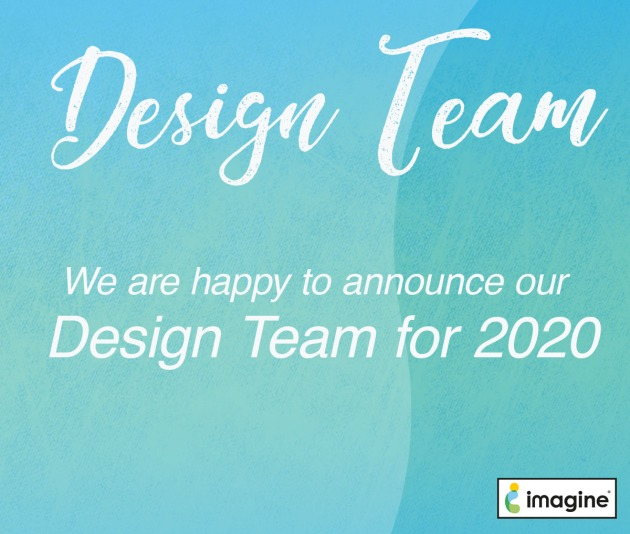 We are Excited to Announce our Design Team for 2020