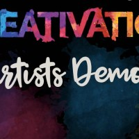 Artist Demo for Creativation 2020