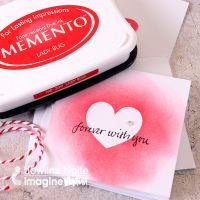 Quick & Easy Projects - Create a Love Heart Valentine's Card
