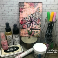Art Journaling with Inks & Creative Medium