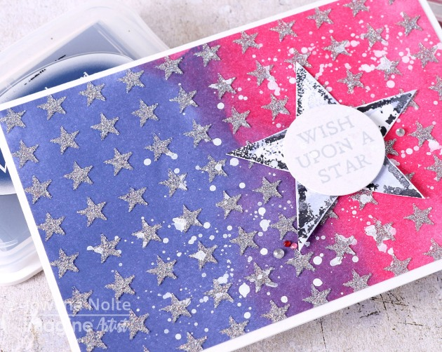 Quick & Easy Projects: Wish Upon a Star Card