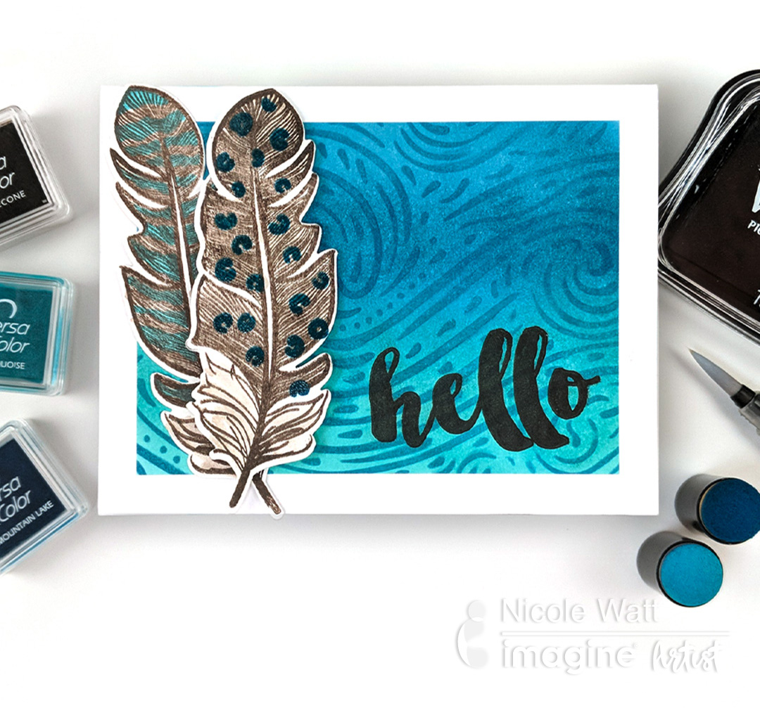 5 Ways to Use Pigment Ink for Cardmaking