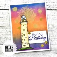 Guest Artist: Helen Gullett with Color Blending