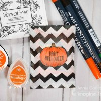 How To Make A Halloween Goodie Bag