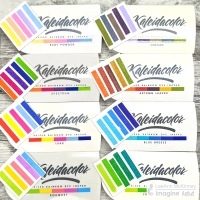Beginner Guide: Kaleidacolor Ink Variety of Colors for Any Time of the Year