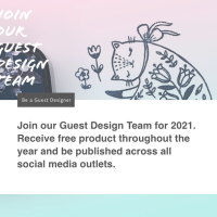 Call for 2021 Guest Artist Team