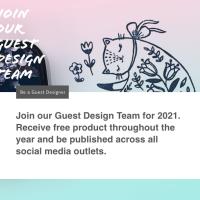 Call for 2021 Guest Artist Team
