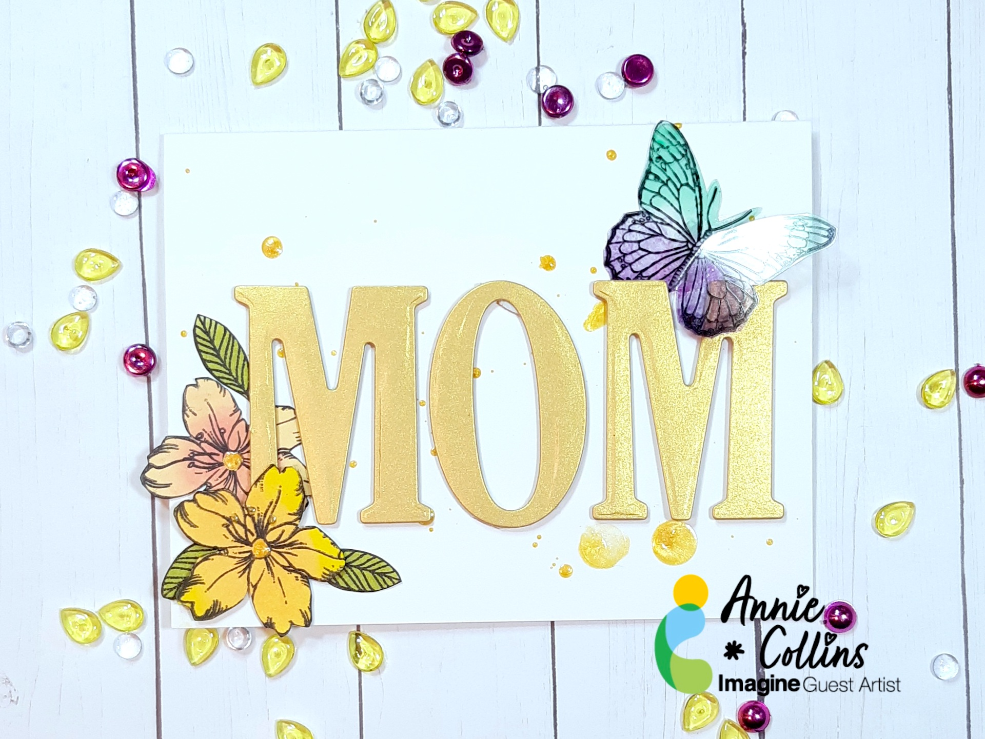 Mom Card - Blog