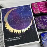 How to Create A Night Sky With VersaFine Clair